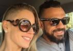 Joana Prado raspa a cabeça em homenagem a Vitor Belfort