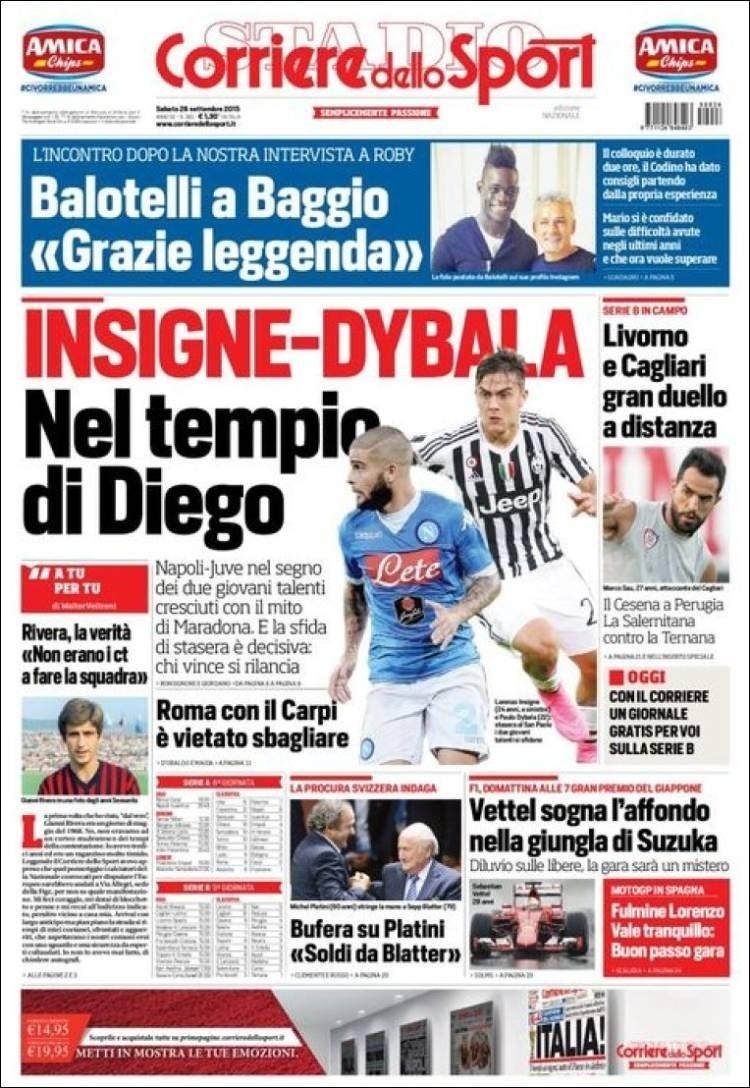 Corriere dello Sport (Itália):