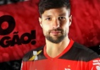 Diego deve iniciar treinos no Flamengo na próxima semana - Divulgação/Flamengo