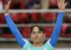 Sem pensar em adeus, ginasta de 40 anos será mais velha da história no Rio - Ricardo Bufolin/CBG