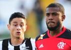 Por infrações na Arena, Botafogo e Flamengo são denunciados pelo STJD - Alex Carvalho/Agif