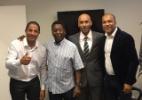 Filho de Pelé, Edinho é contratado para ser técnico e vai disputar Mineiro