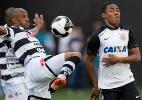 Elias perde mais um treino e vira problema do Corinthians para o clássico