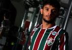 """Gustavo Scarpa é eleito craque da Primeira Liga: """"É o torneio do futuro"""" - NELSON PEREZ/FLUMINENSE FC."""