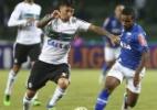 Cruzeiro tem dois expulsos, joga mal e estreia com derrota para o Coritiba - Geraldo Bubniak/Light Press/Cruzeiro