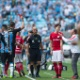 Súmula do Gre-Nal cita troca de socos entre Edílson e Rodrigo Dourado