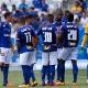 Cruzeiro marca 1º gol do ano no Mineirão e divide liderança do Estadual