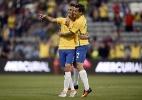 Alegria e cansaço: Jonas celebra gol e admite