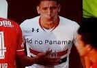 Centurión pode ser suspenso por 6 jogos e perder Libertadores por cusparada
