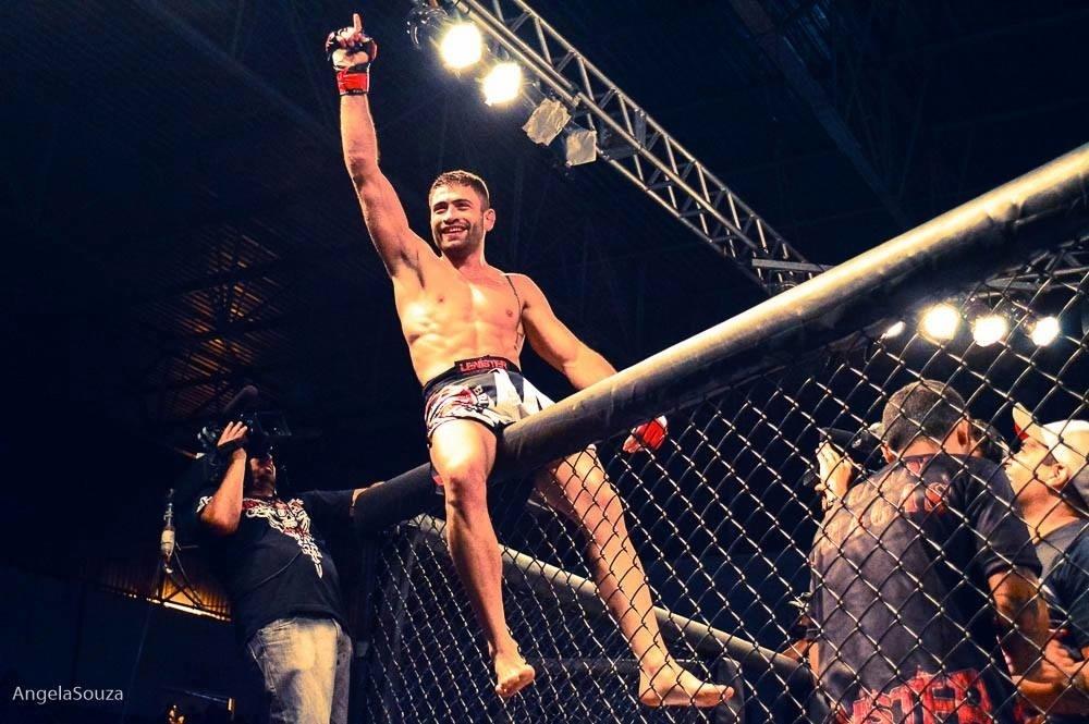 Luan Chagas, novo lutador do UFC