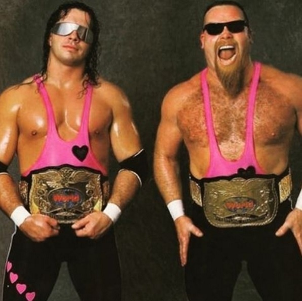Campeão de WWE, Bret Hart