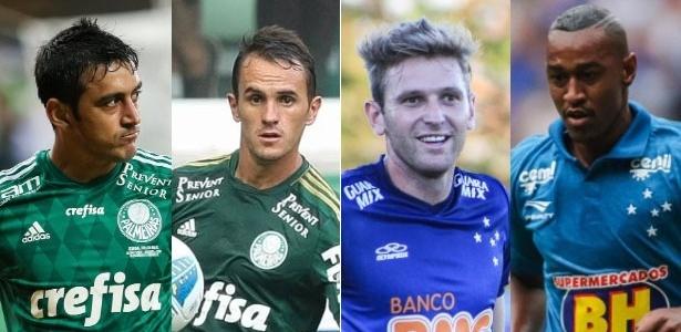 Palmeiras e Cruzeiro entraram em acordo depois de eliminações nos estaduais
