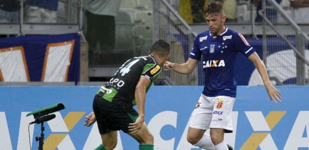 Fabiano, lateral direito do Cruzeiro