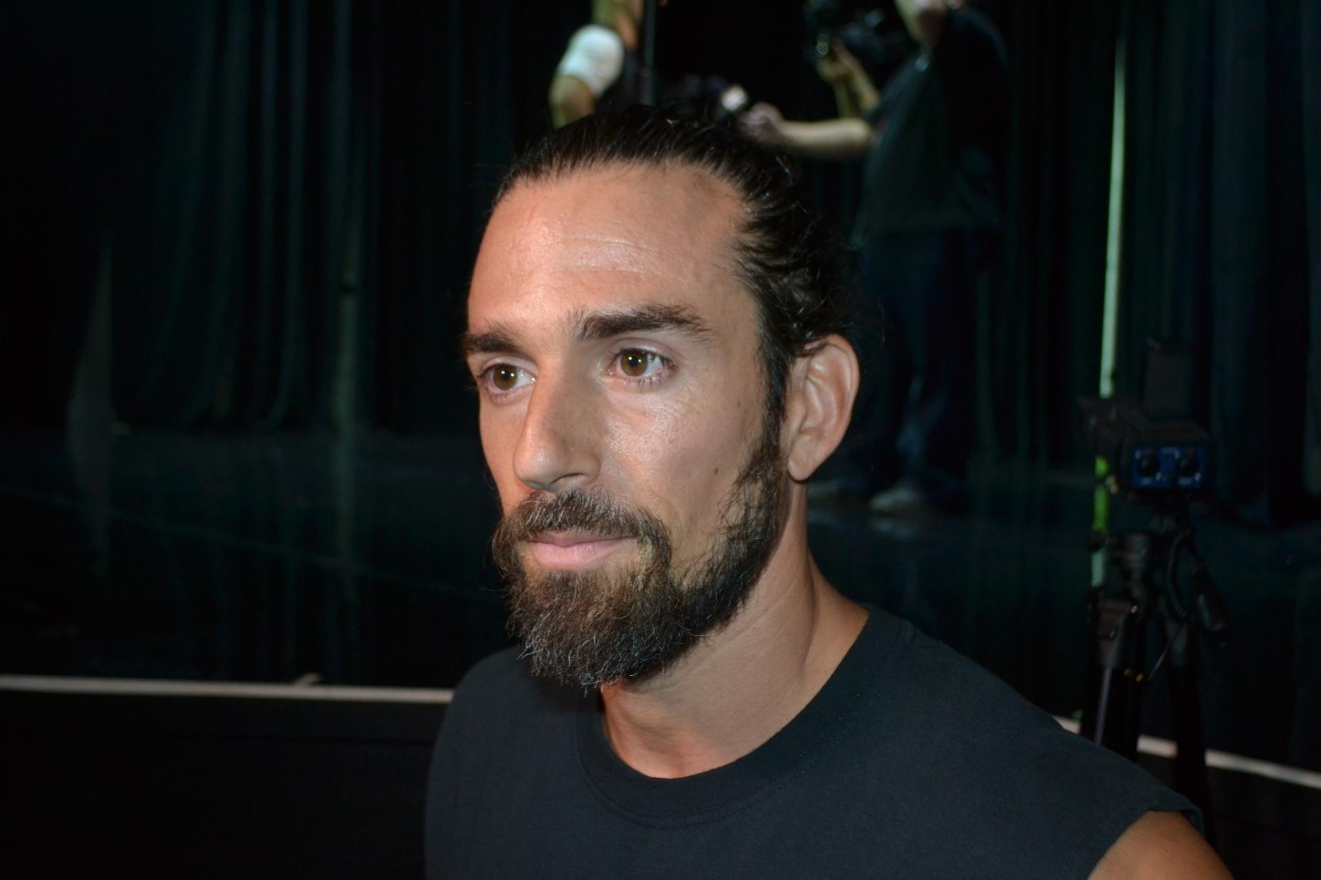 Ido Portal, treinador de McGregor desde a preparação para a luta contra Aldo