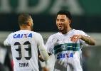Kazim tem lesão confirmada e desfalca o Coritiba diante do Santos - Jason Silva/AGIF