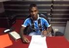 Grêmio anuncia contratação de Miller Bolaños, ex-Emelec