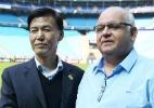 Da China ao interior: Grêmio já estuda onde fazer a pré-temporada - Lucas Uebel/Grêmio