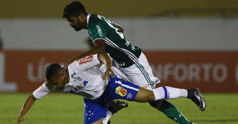 Thiago Santos Palmeiras Cruzeiro Bryan