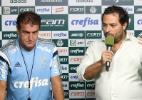 Diretor do Palmeiras detona gramado e não descarta tirar jogos do Allianz