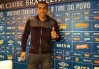 Primeiro reforço de Paulo Bento já está em BH para assinar com o Cruzeiro - Divulgação/Cruzeiro