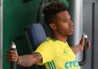 STJD denuncia Atlético-PR por injúria racial de torcedor contra Tchê Tchê - Cesar Greco/Fotoarena