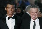Ex-Real, Ancelotti fala de Messi e CR7: 'Penso que um precisa do outro'