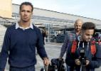Inter volta a estaca zero por atacante e retoma conversa com Damião - Marca/Reprodução