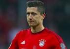 Lewandowski desabafa após mais uma eliminação pelo Bayern de Munique