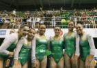 Brasil supera medo de público e garante vaga na ginástica na Rio-16 - Ricardo Bufolin/CBG