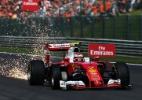 Acidentes marcam início do GP da Bélgica de Fórmula 1 - Charles Coates/Getty Images