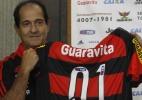 """Muricy não se assusta com estrutura """"muito ruim"""" do Fla, mas espera melhora - Gilvan de Souza/Flamengo"""