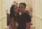 Lutadoras do UFC sugerem ter se casado em Las Vegas - Reprodução/Instagram