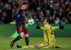 Gol de Messi na Champions é eleito o mais bonito da temporada europeia