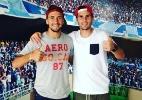 Reforço uruguaio terá ajuda do amigo Arrascaeta para se adaptar no Cruzeiro - Reprodução/Instagram