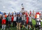 Atlético-MG divide elenco para disputar Florida Cup e Roger não vai viajar - Bruno Cantini/Atlético-MG