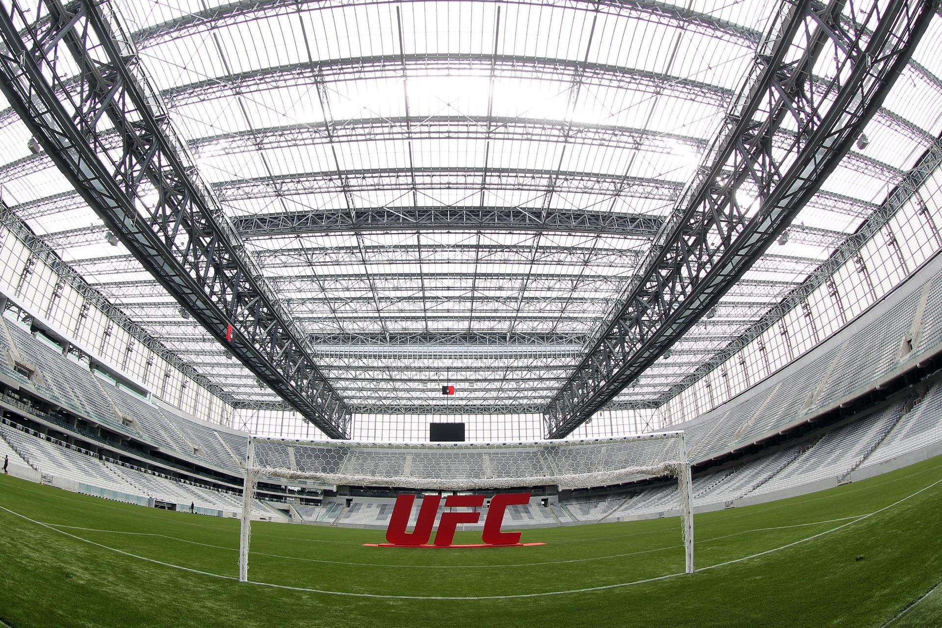 UFC na Arena da Baixada