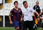 Após acordo, Santos cede Jean Chera e mais 13 para a Portuguesa Santista - Divulgação/Santos FC