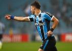 Grêmio leva susto, mas vence o Santos com gol aos 44 do segundo tempo - Lucas Uebel/Grêmio