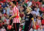 Messi tem lesão confirmada, mas se apresentará na Argentina - Ander Gillenea/AFP