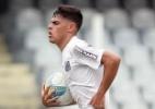 Por que o Corinthians temeu assinar com uma promessa santista de 16 anos - Pedro Ernesto Guerra Azevedo/Santos FC