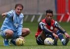 Com problema no joelho, Zé Roberto vira desfalque; Barrios segue fora