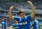 """""""Raro e com visão"""", Robinho se torna o maestro do Cruzeiro de Mano - Washington Alves/Light Press/Cruzeiro"""