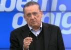 """Galvão Bueno marca com Dunga a sua volta ao """"Bem Amigos"""" - Reprodução/Sportv"""