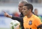 Defesa do Corinthians passa em branco, e Tite faz elogios a novo titular - Daniel Augusto Jr/Agência Corinthians