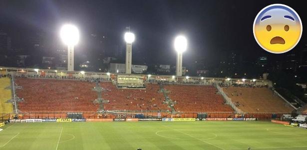 estadio-do-pacaembu-vazio-em-jogo-do-sao-paulo-pelo-paulistao-1456359873693_615x300 Alvo de apitos, M. Bastos marca e São Paulo vence em jogo com estádio vazio