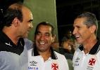 Título carioca pode mudar status nas carreiras de Jorginho ou R. Gomes
