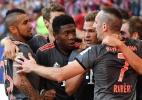 Hamburgo demite técnico após derrota para o Bayern de Munique - John Macdougall/AFP