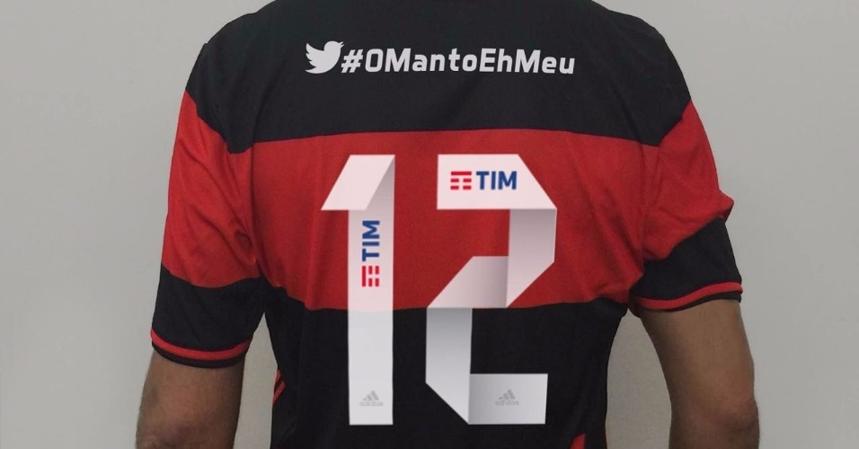 Parceria entre Flamengo e Twitter marca a estreia do Rubro-negro no Campeonato Brasileiro