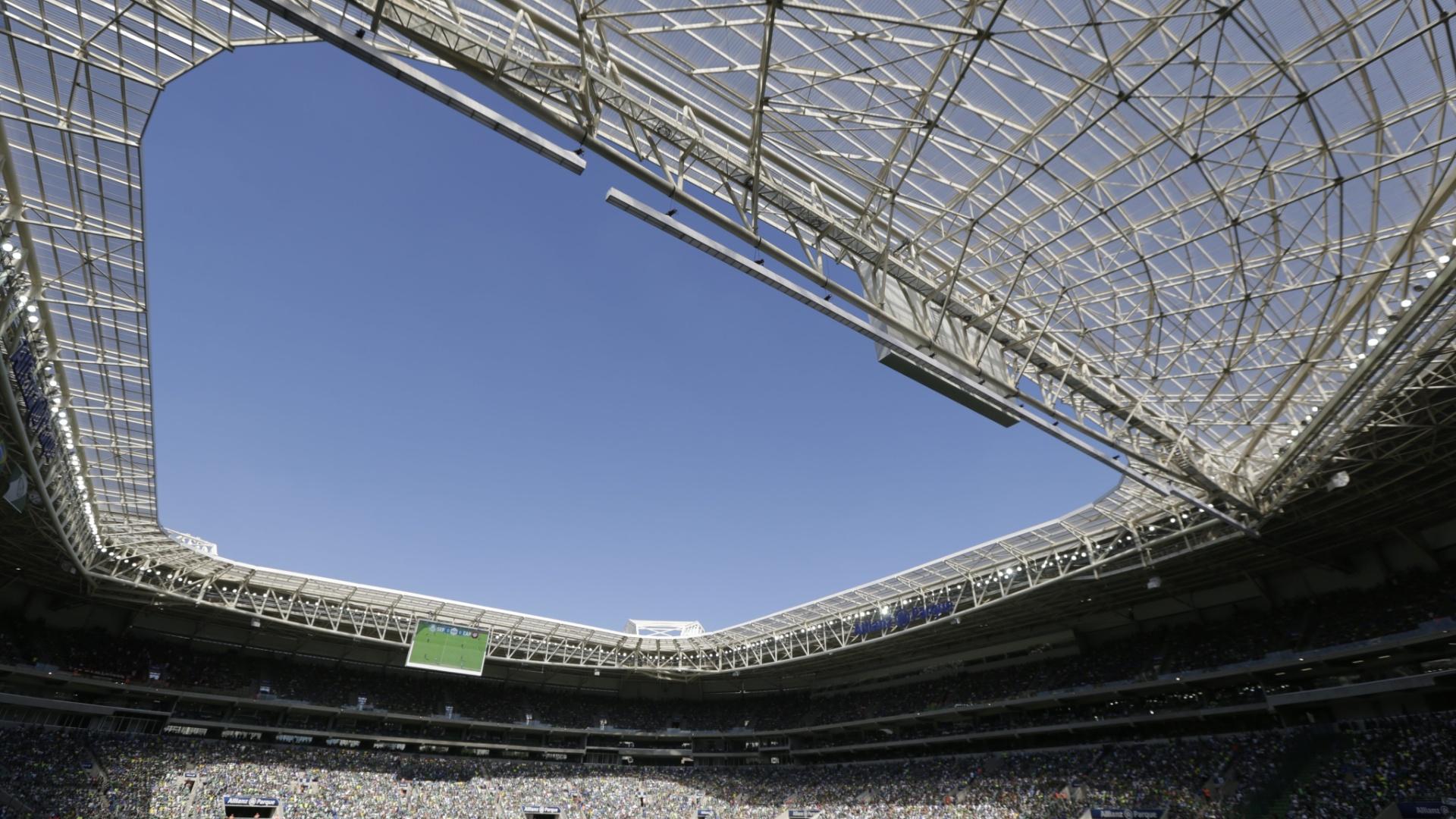 Allianz Parque completa 1 ano de vida com 36 jogos disputados