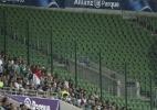 Fla relata ataque de organizada do Palmeiras em camarote do Allianz Parque